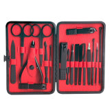18-Piece Manicure Pedicare Set for Person Care Beauty (SE-M306)