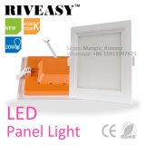 3-20W Square Acrylic LED Panel Light for Indoor Lamp
