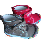 China Hotest Children Canvas Injection Boots