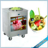 Stainless Steel Hot Selling Thai Ice Cream Machine 1 Pan