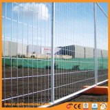 Australia/USA Hot-Dipped Galvanized Welded Temporary Wire Mesh Fence Panels