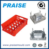 China Wholesale Aluminum Die Casting Plastic Mould Beer Crate Mould