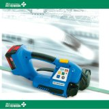 Portable Handhold Battery Power Plastic PP/Pet Strapping Tool Electric Brick Packing Machine