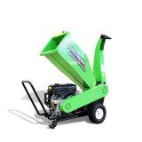 Garden Use 15 HP Loncin Gasoline Engine Wood Chipper Shredder with TUV Ce