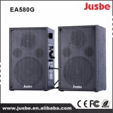 Jusbe Ea-580g 60 Watts 4 Ohm 2.0 Active bluetooth Speaker Sound Box Wooden Box Studio Speaker