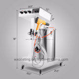 Wx-101 Manual Electrostatic Coating System Powder Paint Equipment for Sale