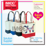 Imee Size Color Style Pattern Material Customized Hand-Held Bag Cotton
