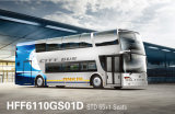 Ankai Hff6110GS01d Double-Deck Bus