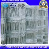 High Tensile Galvanized Iron Knotted Wire Mesh Fence for Grasslands Husbandry