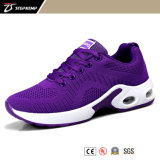 Sport Safety Shoes Flyknit Upper Light Weight Footwear Lady Working Shoes with Competitive Price 2600
