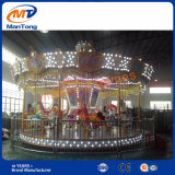 Factory Price Amusement Equipment Horse Ride Carousel Merry-Go-Round for Park