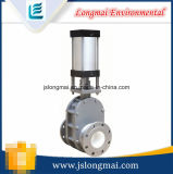 Pneumatic Ceramic Double RAM Bleeder Valve