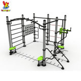 TUV Outdoor Multi Body Strength Exercise Training Sports Goods Street Workout Station Machine Home Gym Monkey Bar Commercial Outdoor Fitness Equipment