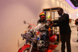 Water Mist Fire Fighting Motorcycle, Fire Fighting Equipment