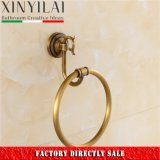 Classical Bronze High Level Brass Towel Ring