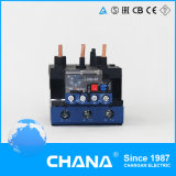 85% Silver Phase Failure Protection 0.16~0.25A Thermal Overload Electronic Relay