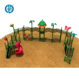 Reasonable Price Amusement Equipment Interesting Physical Training Combination Outdoor Playground
