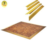 Cheap Portable and Interactive Wooden Used Dance Floor for Sale