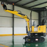 Splendid and Cheap 1 Ton Mini Crawler Hydraulic Excavator for Sale