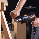 1600W Power Tools Heavy Duty Electric Drill with Rear Handle