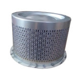 Stainless Steel Oil Separator Air Compressor Parts Water Element Filter