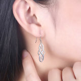 925 Sterling Silver Good Luck Earring Jewelry Gift