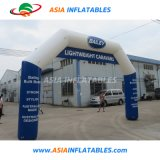 Finish Line Inflatable Arch, Inflatable Entrance Arch; Inflatable Archway