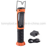 Best Service OEM Rechargeable LED Handheld Magnetic Work Light, Portable LED Car Work Light