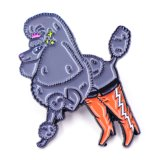 High Quality Cheap Promotion Enamel Metal Badge Lapel Pin Custom