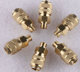 Pneumatic Quick Coupling, Push Lock Fittings, Air Hose Coupling