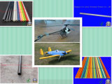 High Elasticity Fiberglass Pole for Model Aeroplane