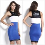 High Quality Women Bodycon Casual Dress Fashion Clothing