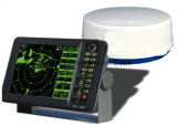 36nm 12 Inches Boat Marine Radar with CCS