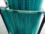 Green Selvage Nylon Multifilament Fishing Net