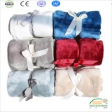 Colorful Coral Fleece Baby Blankets for Promotional