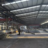 Steel Structure Factory Processing Plant