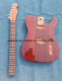 Ash Wood Body Maple Filling Body Center Layer Skunt Stripe Neck Back Tele Electric Guitar