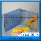 Ocean Blue Mirror Coating Glass Reflective Glass