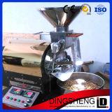 Electric Gas Heating Coffee Bean Roaster Roasting Equipment