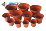 Custom Injection Plastic Flower Pots, Garden Pots, Planter Pots