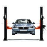 Fast Delivery 4t Manual Single Side Lock Two Post Auto Car Lift