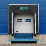 PVC Curtain Mechanical Dock Door Canopy for Warehouse Loading Dock