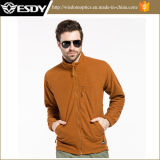 3 Colors Fashion Spring Autumn Fleece Jacket, Men′s Fashion Coat