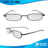 Italian Eyewear Optical Metal Reading Glasses
