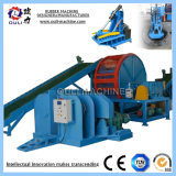 Widely Popular and High Efficiency Waste Tire Shredder Machine Zps900 &Zps1200