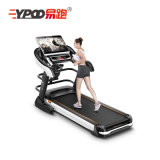 Ypoo Wholesale Price Bluetooth Home Fitness Treadmill with Big Touch Screen