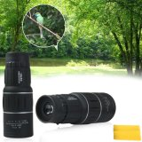 Dual Focus Zoom Travelling Monocular Telescope Travel Outdoor Telescope
