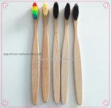 Wholesale Custom Logo Bamboo Toothbrushes