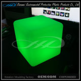 Plastic LED Chair for Events with BV