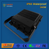 110lm/W AC 85-265V SMD 3030 Outdoor LED Flood Light